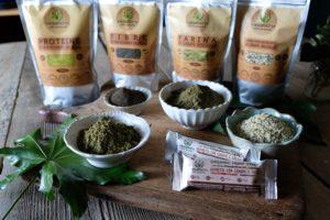 canapa alimentare hempath farina semi proteine fibra
