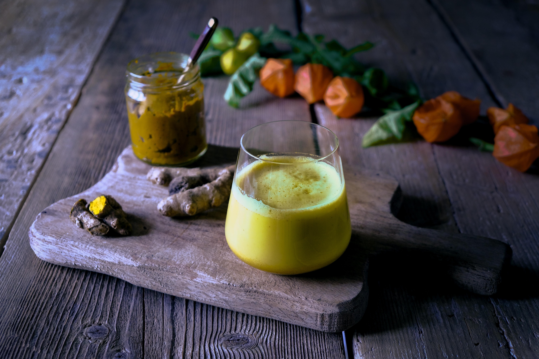 golden milk curcuma